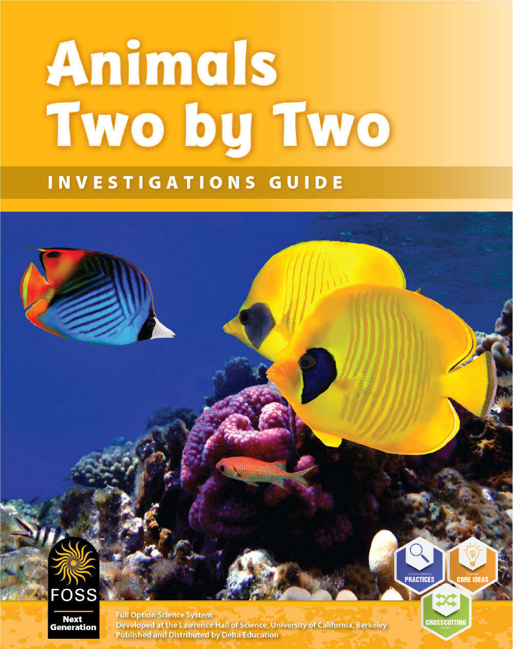 Animals Two by Two Investigations Guide